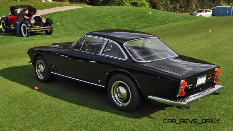 1965 Maserati Sebring 3500 GTi Series I 27