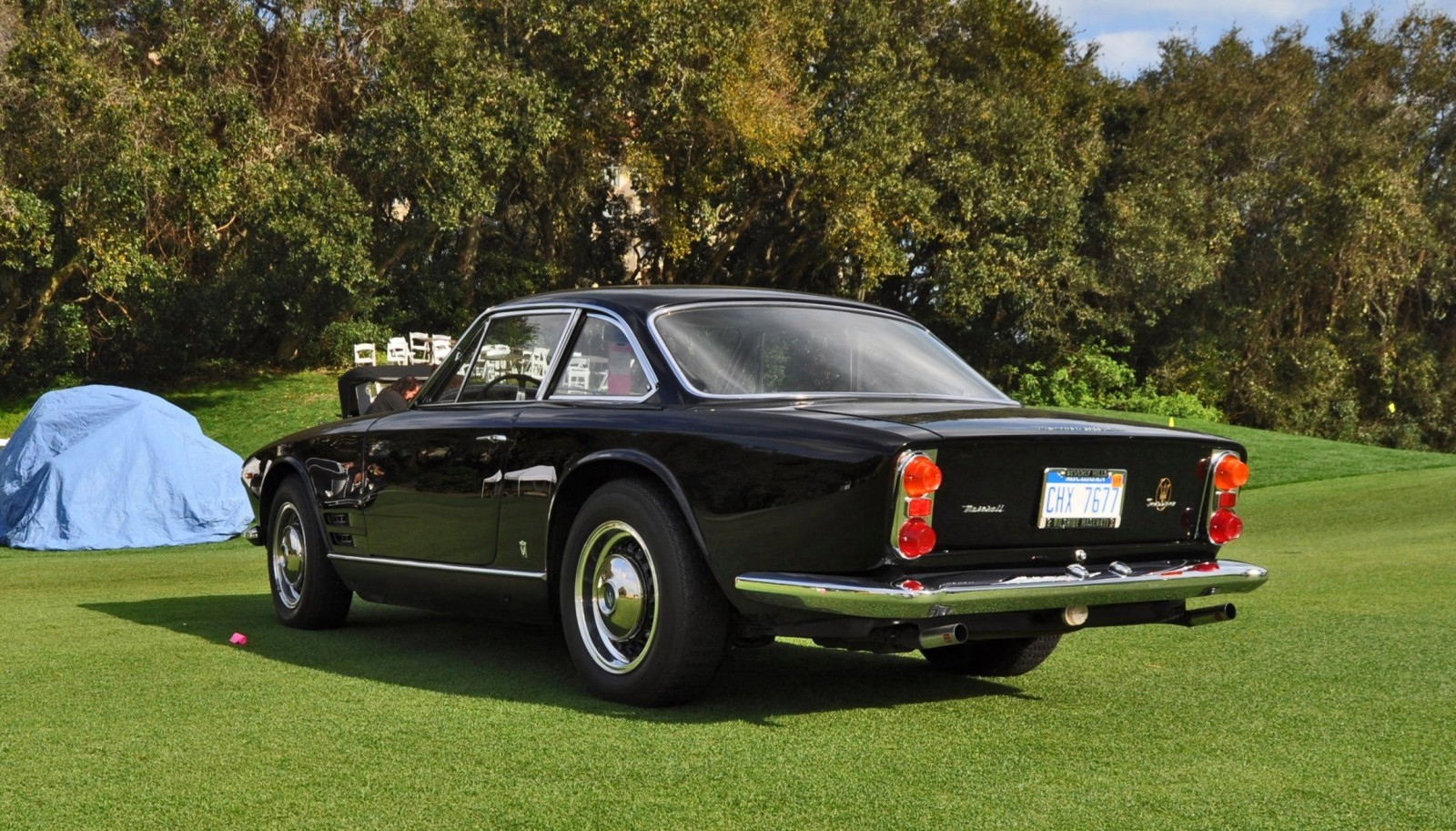 1965 Maserati Sebring 3500 GTi Series I 30