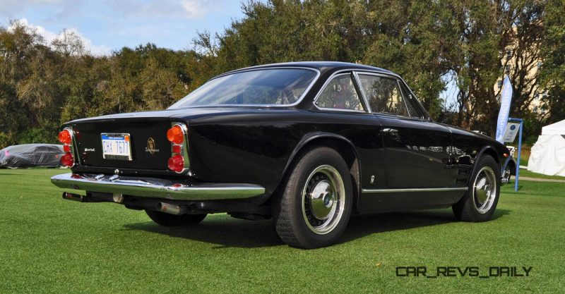 1965 Maserati Sebring 3500 GTi Series I 45