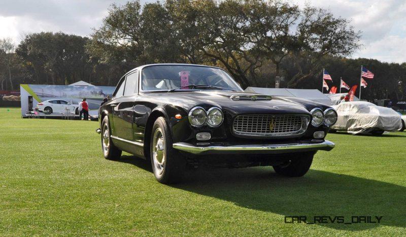 1965 Maserati Sebring 3500 GTi Series I 5