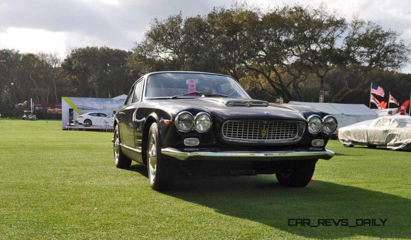 1965 Maserati Sebring 3500 GTi Series I 6