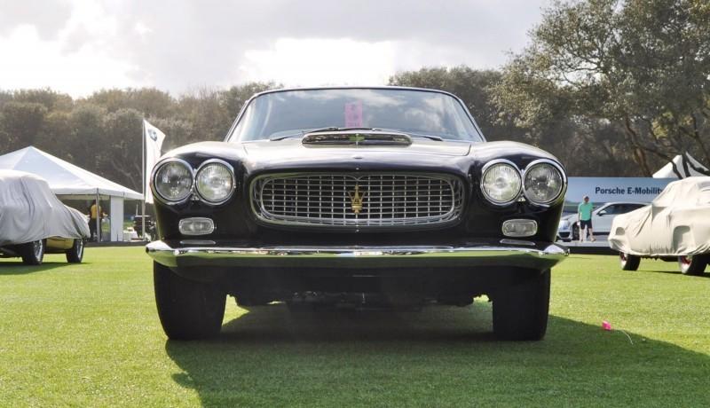 1965 Maserati Sebring 3500 GTi Series I 9