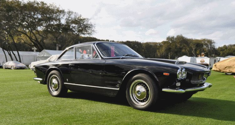 1965 Maserati Sebring 3500 GTi Series I