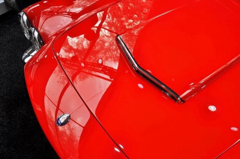1965 Maserati Sebring Red 13