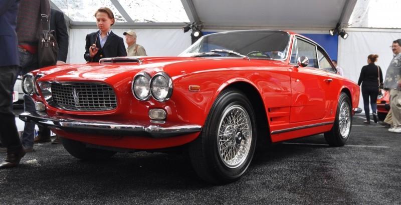 1965 Maserati Sebring Red 18
