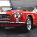 Gooding Amelia 2015 - 1965 Maserati Sebring in Red Brings $300k