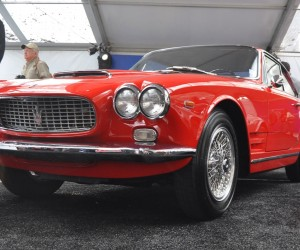 1965 Maserati Sebring Red 19