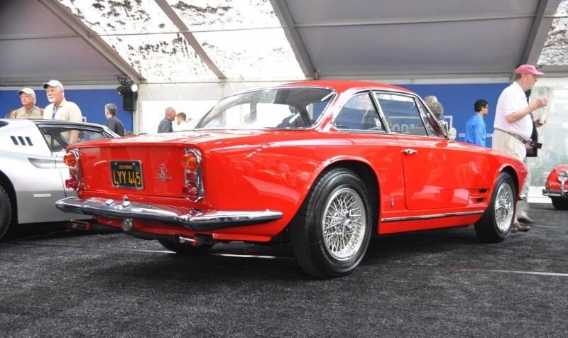1965 Maserati Sebring Red 3
