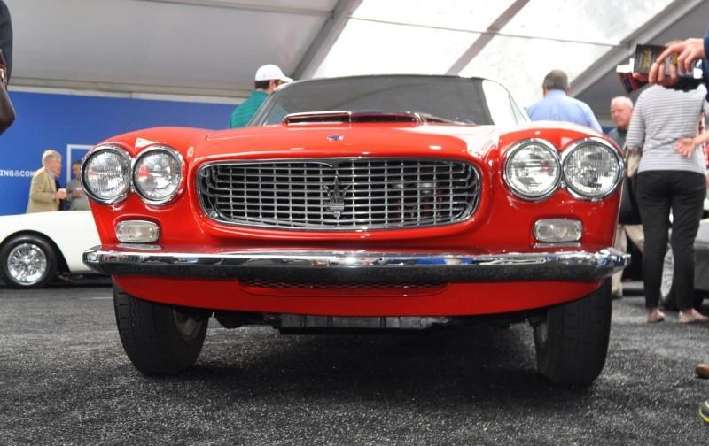 1965 Maserati Sebring Red 6