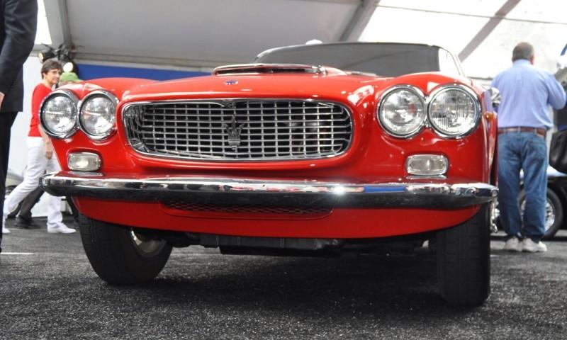 1965 Maserati Sebring Red 9