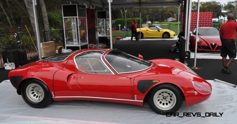 1967 Alfa Romeo 33 Stradale 12