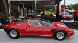 1967 Alfa Romeo 33 Stradale 13