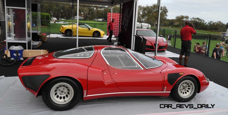 1967 Alfa Romeo 33 Stradale 16