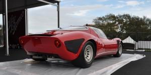1967 Alfa Romeo 33 Stradale 21