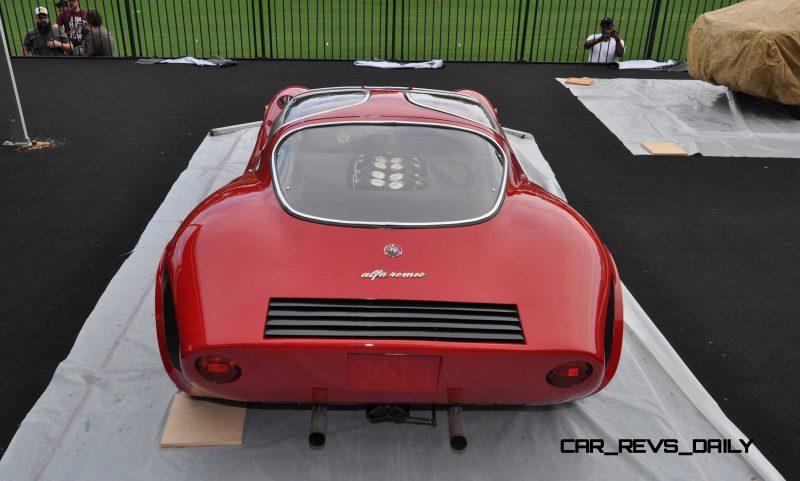 1967 Alfa Romeo 33 Stradale 30