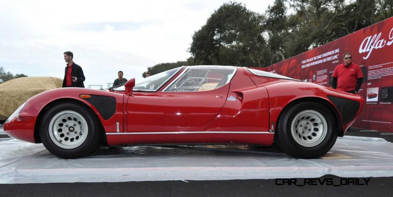 1967 Alfa Romeo 33 Stradale 35