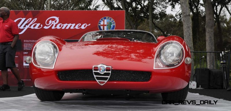 1967 Alfa Romeo 33 Stradale 39