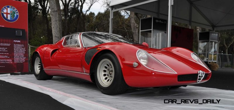 1967 Alfa Romeo 33 Stradale 4