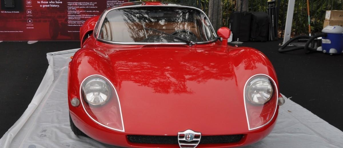 1967 Alfa Romeo 33 Stradale 42