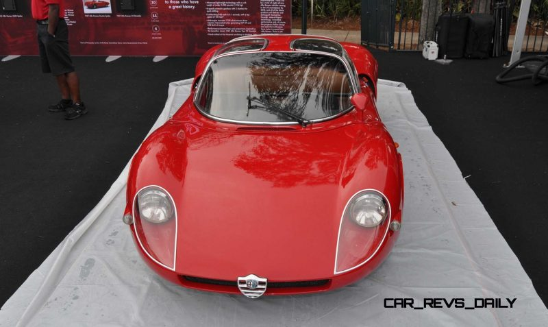 1967 Alfa Romeo 33 Stradale 44