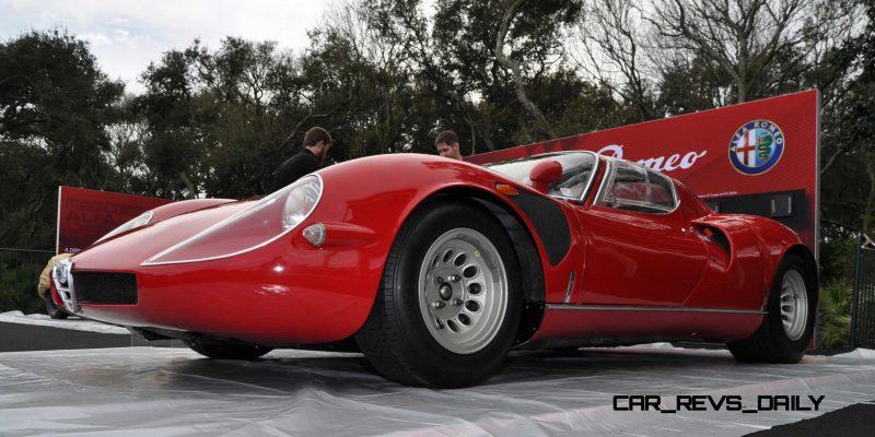 1967 Alfa Romeo 33 Stradale 49