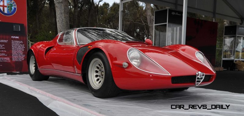 1967 Alfa Romeo 33 Stradale 5