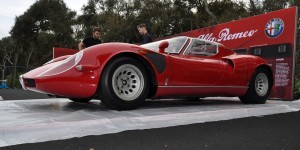 1967 Alfa Romeo 33 Stradale 50