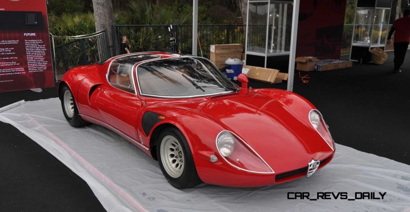 1967 Alfa Romeo 33 Stradale 8