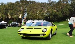 1968 Lamborghini Miura 1