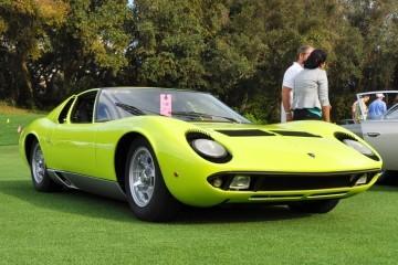 1968 Lamborghini Miura 11