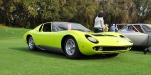 1968 Lamborghini Miura 12