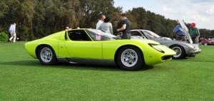 1968 Lamborghini Miura 16