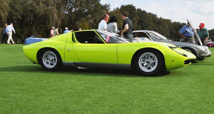 1968 Lamborghini Miura 2