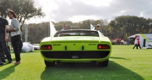 1968 Lamborghini Miura 22
