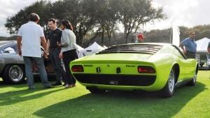 1968 Lamborghini Miura 25