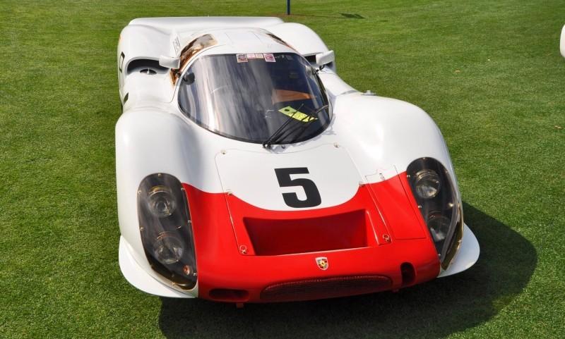 1968 Porsche 908K Short-Tail Coupe  12