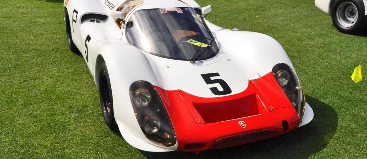 1968 Porsche 908K Short-Tail Coupe  13