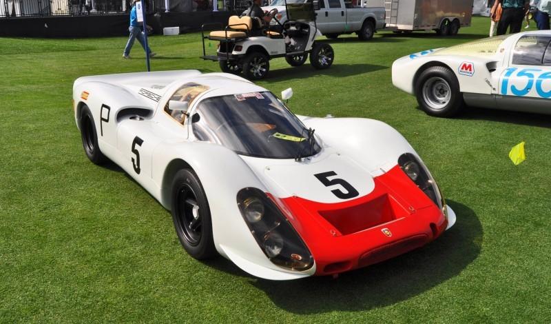 1968 Porsche 908K Short-Tail Coupe  14