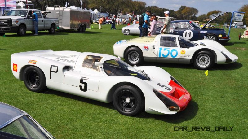 1968 Porsche 908K Short-Tail Coupe 20