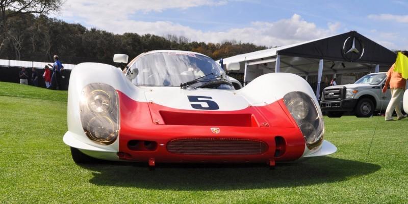 1968 Porsche 908K Short-Tail Coupe  3