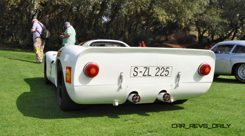 1968 Porsche 908K Short-Tail Coupe  37