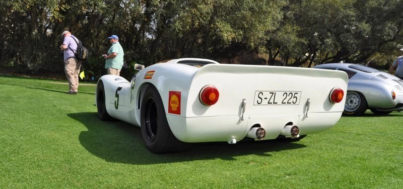 1968 Porsche 908K Short-Tail Coupe  38