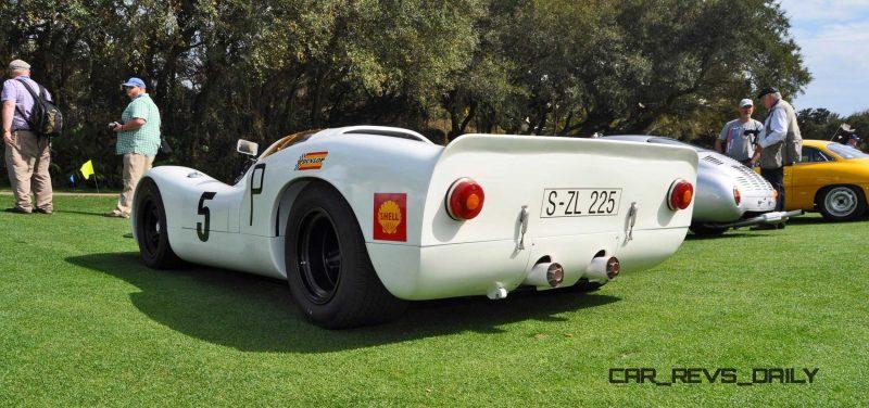 1968 Porsche 908K Short-Tail Coupe  39