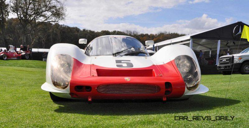 1968 Porsche 908K Short-Tail Coupe  4