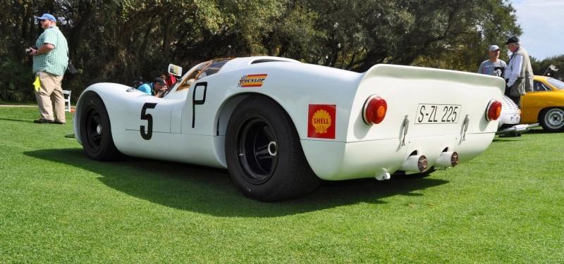 1968 Porsche 908K Short-Tail Coupe  40