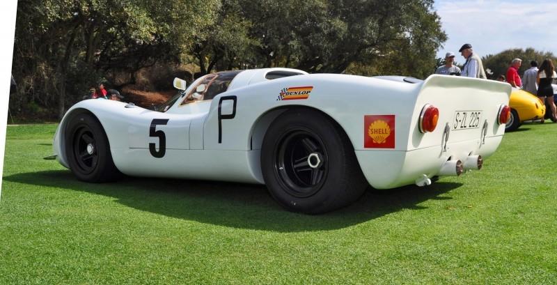 1968 Porsche 908K Short-Tail Coupe  41