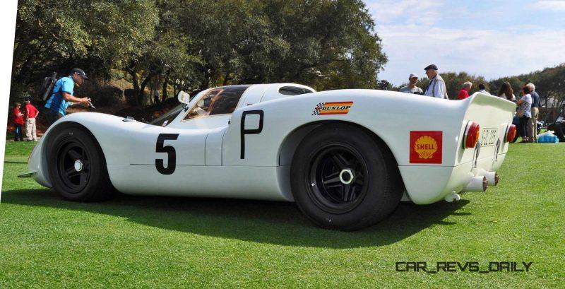 1968 Porsche 908K Short-Tail Coupe  42