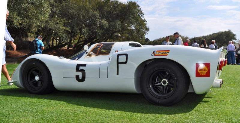 1968 Porsche 908K Short-Tail Coupe  43