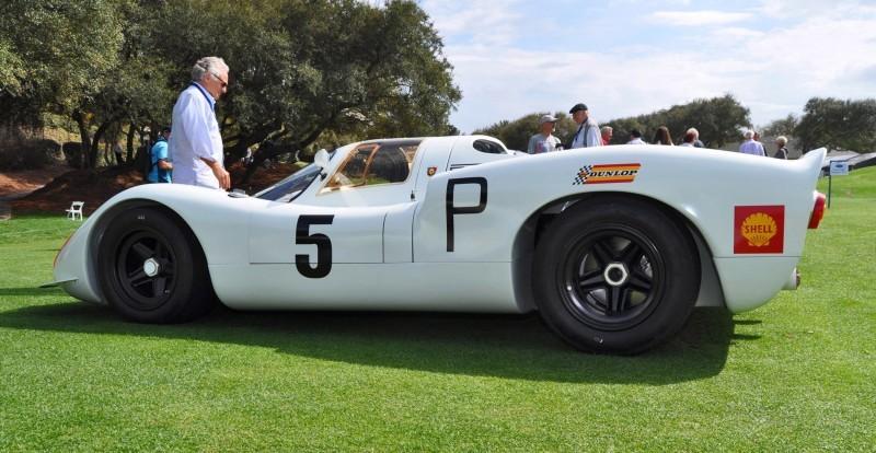 1968 Porsche 908K Short-Tail Coupe  44