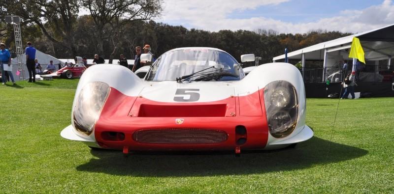 1968 Porsche 908K Short-Tail Coupe  7